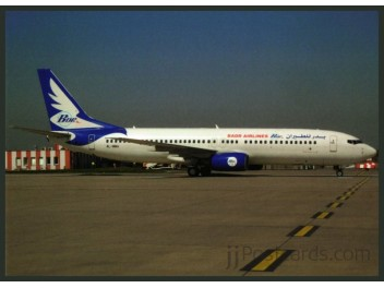Badr Airlines, B.737