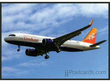 Druk Air, A319neo