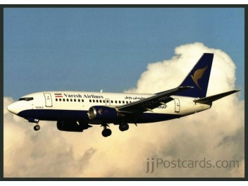 Varesh Airlines, B.737
