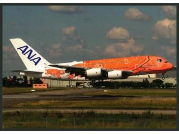 ANA - All Nippon, A380