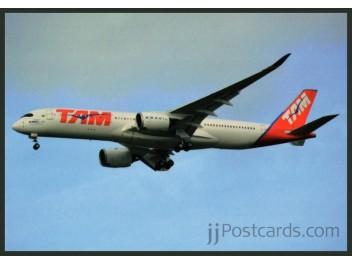 LATAM Brasil/TAM, A350