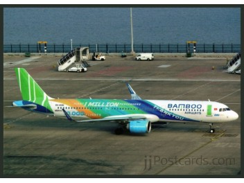 Bamboo Airways, A320neo