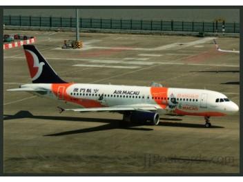 Air Macau, A320