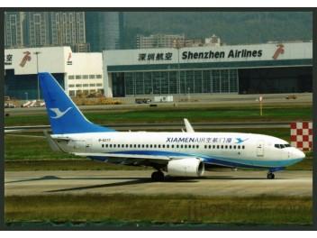 Xiamen Airlines, B.737
