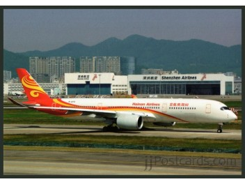 Hainan Airlines, A350