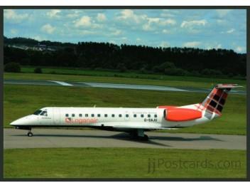 Loganair, ERJ 135