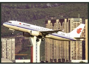 Air China, A320