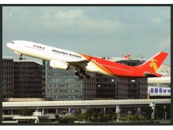 Shenzhen Airlines, A330