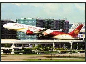 Juneyao Airlines, B.787