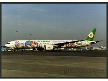 Eva Air, B.777