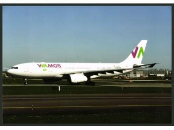 Wamos Air, A330