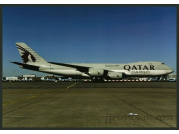 Qatar Airways Cargo, B.747
