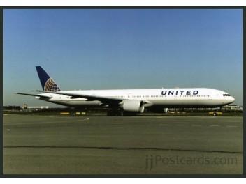 United, B.777
