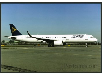 Air Astana, A321neo