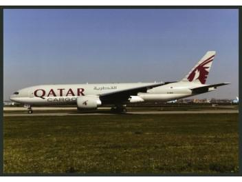 Qatar Airways Cargo, B.777F