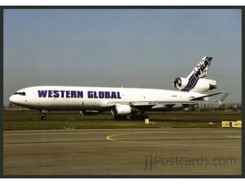 Western Global, MD-11