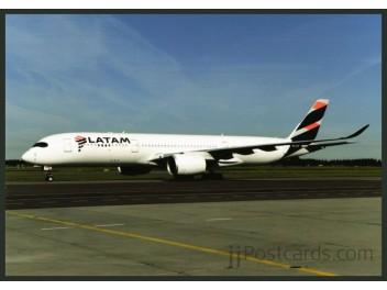 LATAM Brasil, A350