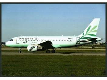 Cyprus Airways (new), A319