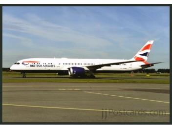 British Airways, B.787