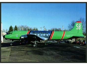 Buffalo Airways, DC-4