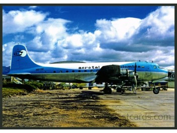 Aerotal Colombia, DC-4