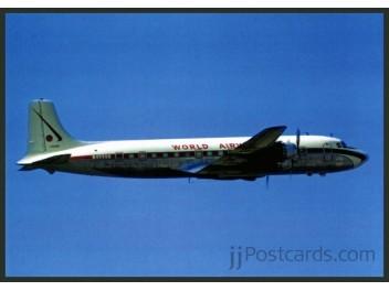 World Airways, DC-6
