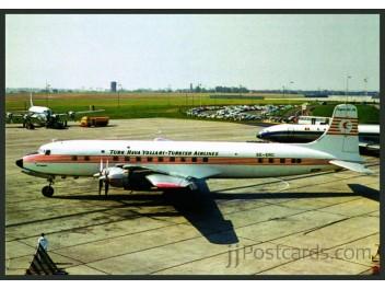 Turkish - THY, DC-7
