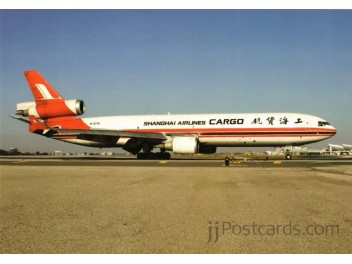Shanghai Airlines Cargo, MD-11