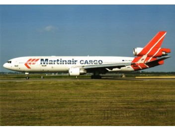 Martinair Cargo, MD-11
