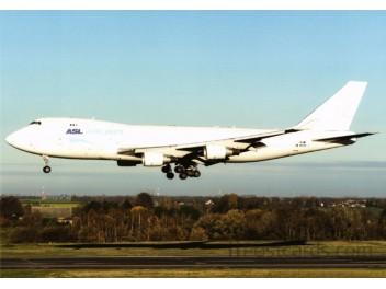 ASL Airlines Belgium, B.747