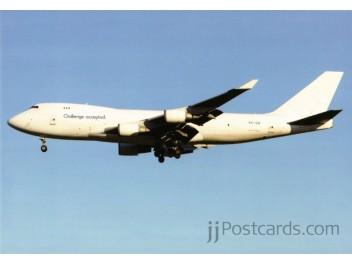 Cargo Air Lines - CAL, B.747