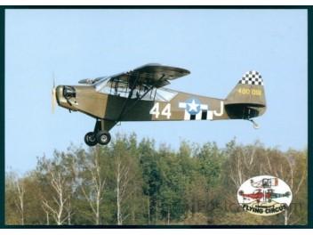 Albatros/Kindernays Circus, J-3 Cub