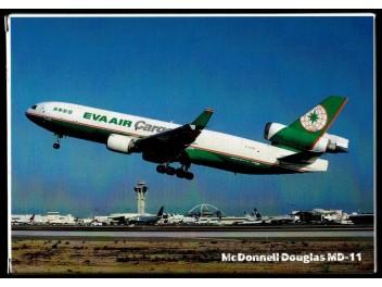 Set McDonnell Douglas MD-11, 36 postcards