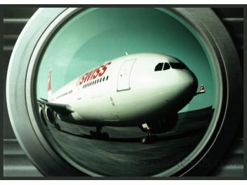 Swiss Cargo, advertising, A330