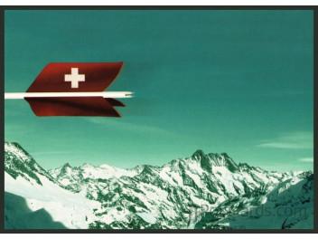 Swiss Cargo, advertising