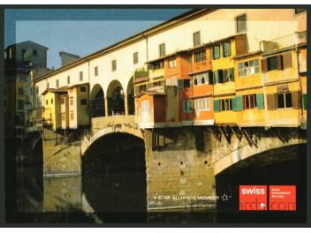 Swiss, advertising Florence
