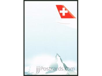 Swiss, advertising, Matterhorn