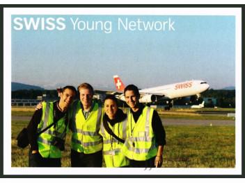Swiss/Airport Zurich: A330