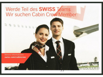 Swiss, Cabin Crew