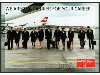 Swiss, Cabin Crew, Pilots (V2)
