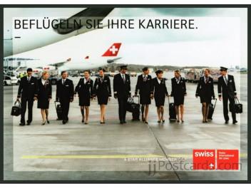 Swiss, Cabin Crew, Pilots (V1)