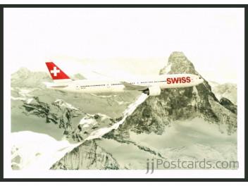 Swiss, B.777