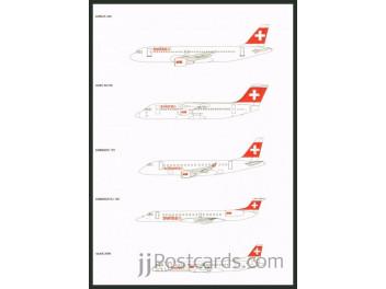 Swiss, short distance fleet