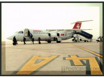 Swiss, Avro RJ100 (V2)
