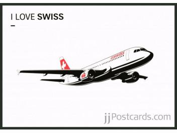 Swiss, A320 (V2)