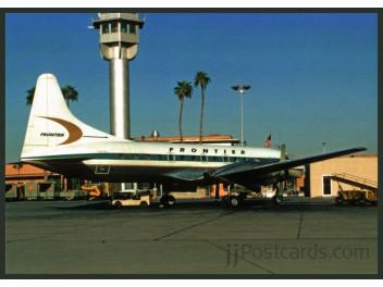 Frontier (1946-1984), CV-580