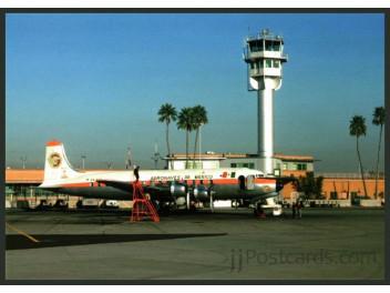 Aeronaves de Mexico, DC-6