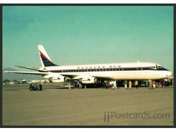 Douglas Aircraft Company, DC-8