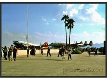 Bonanza DC-3 + TWA Conny