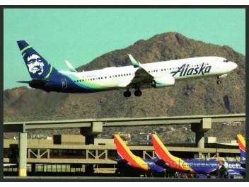 Alaska Airlines, B.737